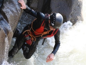 CardiffNightlife Review-Coasteering